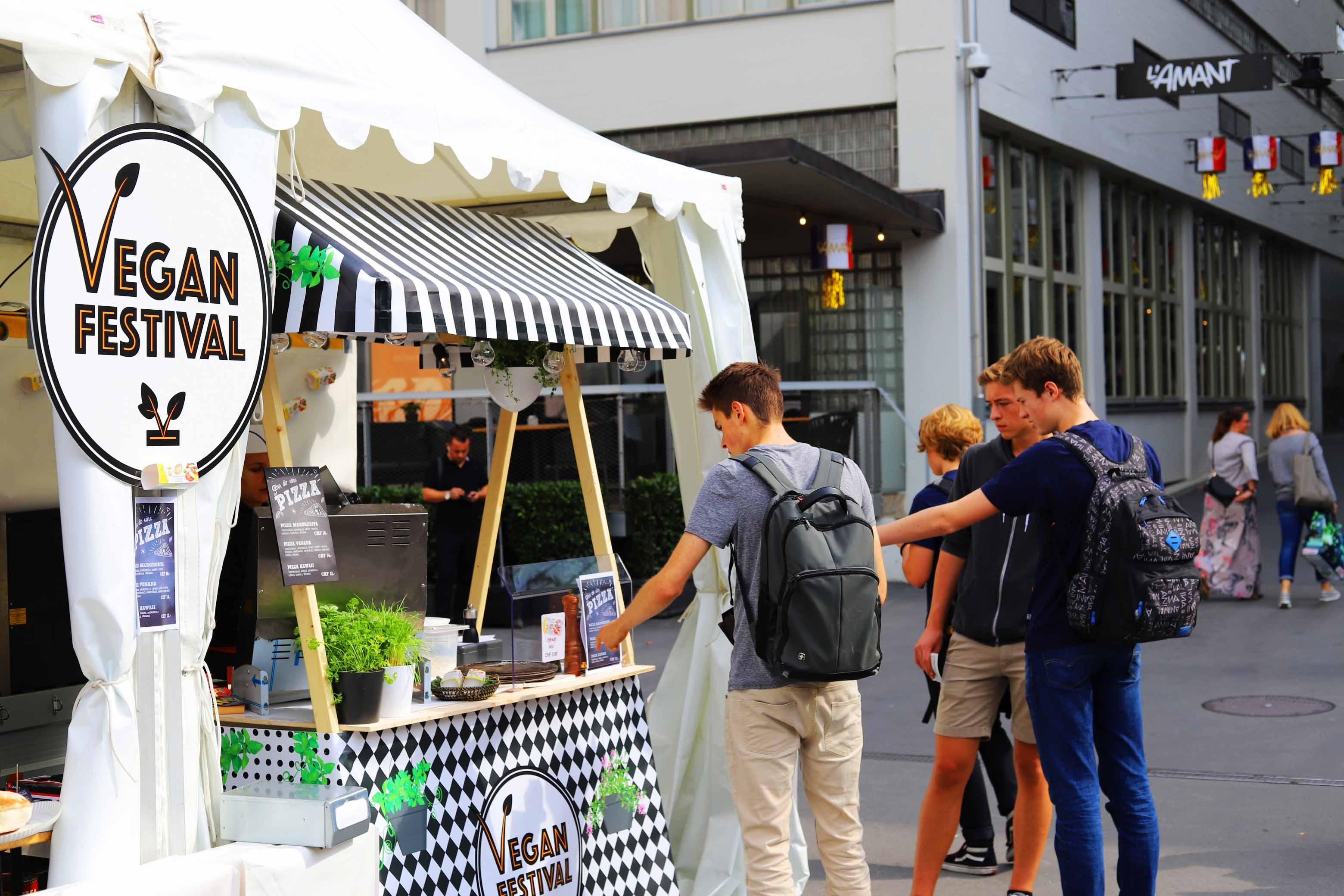 Vegan Festival 2018 – Standkonzept Mibelle Group