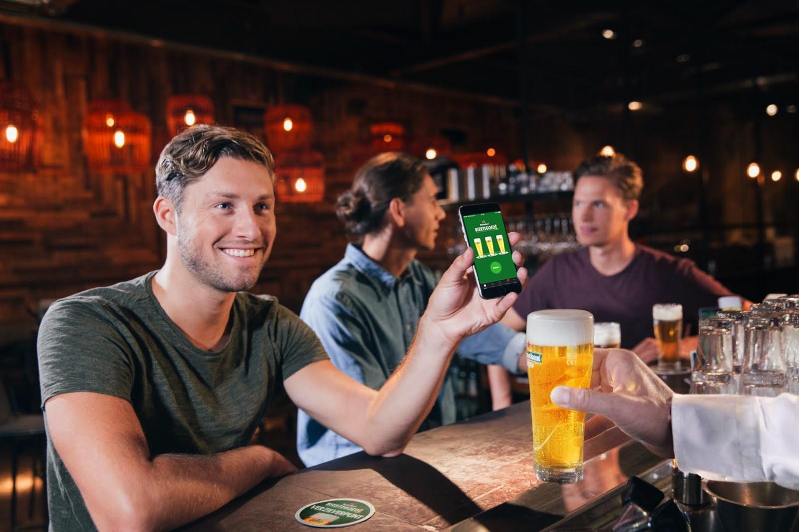 Heineken Beer Credit