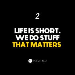 TMI that matters
