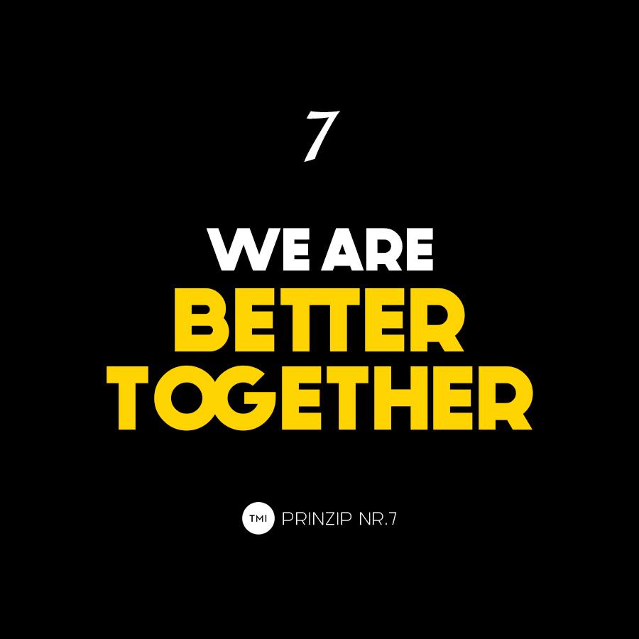 TMI together