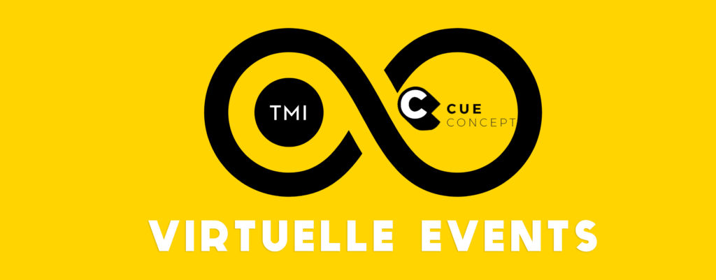 Virtuelle Events TMI Cueconcept